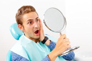 perform a dental checkup at home